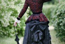 Steampunk ruhák