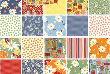 Quilting - Fabrics / by Rebekah Schrepfer