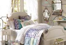 bedroom ideas / by Ellie Butnaru