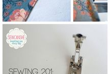 Sewing - fabric and accessories