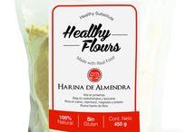 Healthy flours