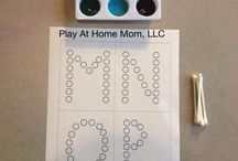 Multi-sensory ways to learn ABC's
