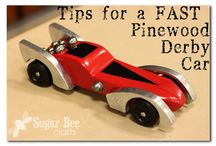 Pinewood Derby Time!