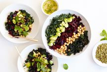 Try it Healthy / Recipes worth trying even for the non-chef type person
