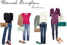Hourglass/Klepsydra / What to wear/Jak się ubierać