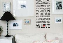 | Home inspiration |