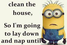 Funny Minions / Inspired by the minions so that shall be the name but it mostly contains of things to make u laugh n chuckle!!!