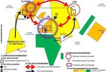 """PBacPro-G1 """"Acteurs, flux, réseaux de la mondialisation"""""""