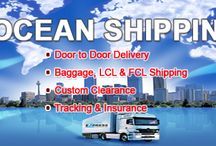 International Sea Freight / There are so many things to do in life.  We all are busy with something or the other and it becomes difficult to keep in touch with people. The International courier services which help in Keep in touch from wherever you are.