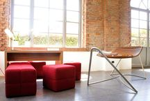 Interior Gallery / The Seora loungers indoors.