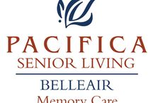 Pacifica Senior Living Belleair / At Pacifica Senior Living Bellair, our residents have many choices when it comes to filing their days—which is attractive to seniors seeking a comfortable, stylish, intimate memory care community. Our community graciously offers well-appointed private or shared accommodations. We offer dementia specifics activity programs, nutritious and delicious meals and snacks, scheduled transportation, extensive social activities, and the convenience of weekly housekeeping.