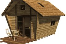 Ann / Pentagon cabin plans Ann are building plans for one of our sweet little wooden house perfect for occasional vacation, weekend spent in peace and quiet in some beautiful countryside or fun moments with your friends or family.