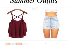 Summer Outfit Cutie