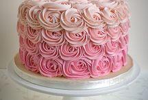 Birthday Cake ideas / by Jessica Yates