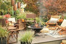 Garden trend - Fire pits