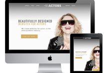 Web Design For Actors