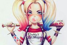 i love harley queen