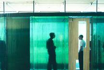 Ljus / Ljusfenomen i rum och arkitektur