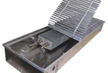 Конвекторы отопления Eva / Конвекторы встраиваемые Eva предназначены для отопления сухих помещений. Удобно комбинировать с другой системой отопления.
