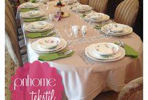 Taş rengi masa örtümüz