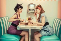 *~ Hot rods, Drive In, Divas & Diners~*