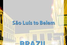 BRAZIL TRAVEL / Blog posts, tips and travel inspiration for Brazil