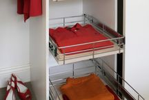 Bedroom/Wardrobe Storage / See some stylish storage solutions for your wardrobe