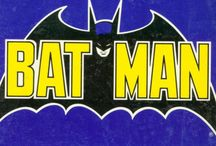 Batman / by Peter Heuts