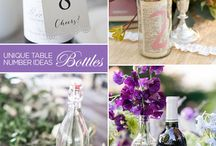 Inspired Ideas for Wedding Table Numbers