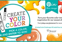Create Your Julep Color / by Kasey Campa