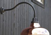 lamp outside