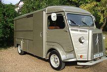 I love a nice van