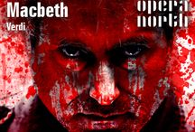 MACBETH / Interesting images related to the Scottish Play