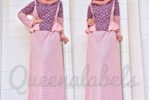 agen baju hijab / Queenalabels, marghon, mayra, kynara, ericsummers, dll