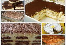 Sütés nélküli édes sütik