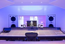 The Church Studios London / Working closely with renowned London-based Miloco Services to coordinate studio installations and operations, WSDG designed a comprehensive restructuring of The Church Studios.