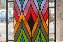 Stained Glass Inspiration Board