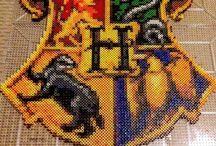 Pärlplattor Harry Potter