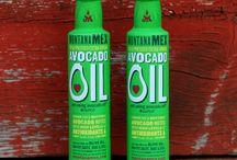 Avocado Oil / Montana Mex Cold Pressed Extra Virgin Avocado Oil