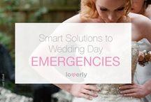 wedding day emergencies