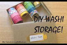 washi storage