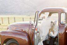 Wild fun wedding shots