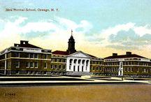 SUNY Oswego / Vintage images of the State University of New York at Oswego