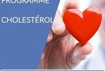 Conseils cholestérol / Retrouvez des informations, conseils et astuces sur le cholestérol.