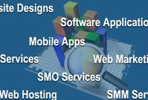 Web designing / S.S.Compusoft provides services in various fields such as Website Designing, Software Development, Web Applications, Internet Marketing, SEO, SMO & SMM services.