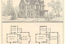 Old Fashioned Homes