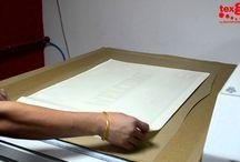 Doormat & Carpet Printing - Sublimation / Customize your doormat and carpets by dye sublimation process.