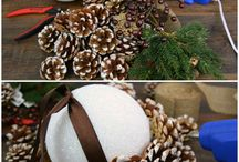holiday decorations DIY