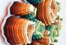 Material / Papier  / by Uli Schneider