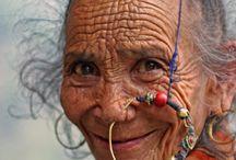 """uśmiechnięty """" trzeci wiek"""" / starość nie musi być smutna"""